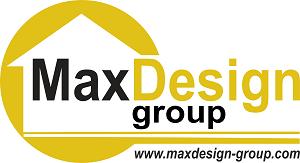 Logo Max Design Group